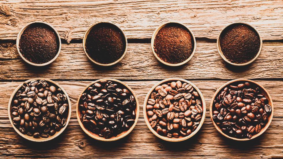 grano de café, café de calidad premium